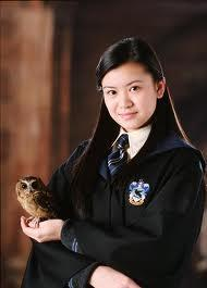 Which of the four Hogwarts School Houses did Cho Chang belong to during her time as a Hogwarts student?