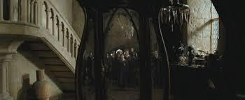 During Professor Lupins first Defense Against the Dark Arts class he was teaching his students the spell to battle a Boggart - what is the name of the Hogwarts student who when was confronted by the Boggart to practice the spell themselves turned what they was frightened of into Professor Snape in womens clothes?