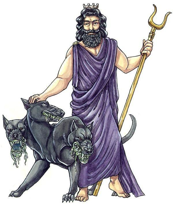 Which of these facts about the roman god Pluto are false?