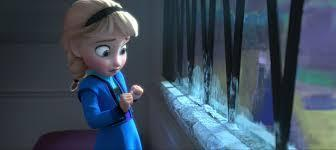 Elsa : Do you love being alone?