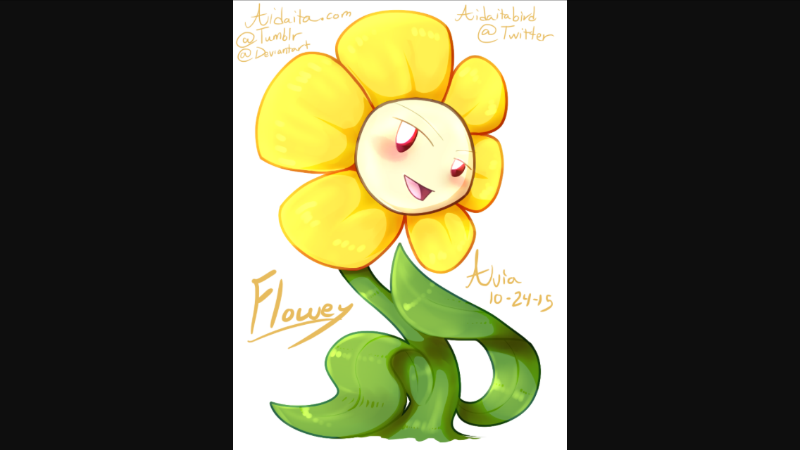 Do you like Flowey?