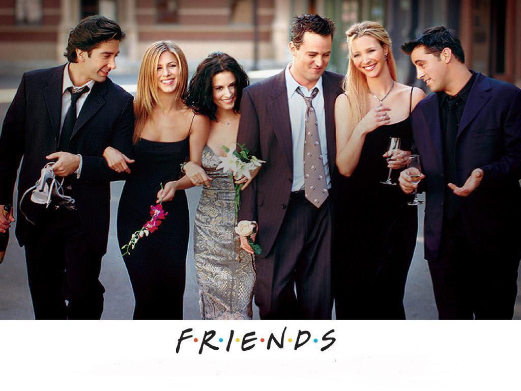 How many seasons of Friends does exist ?