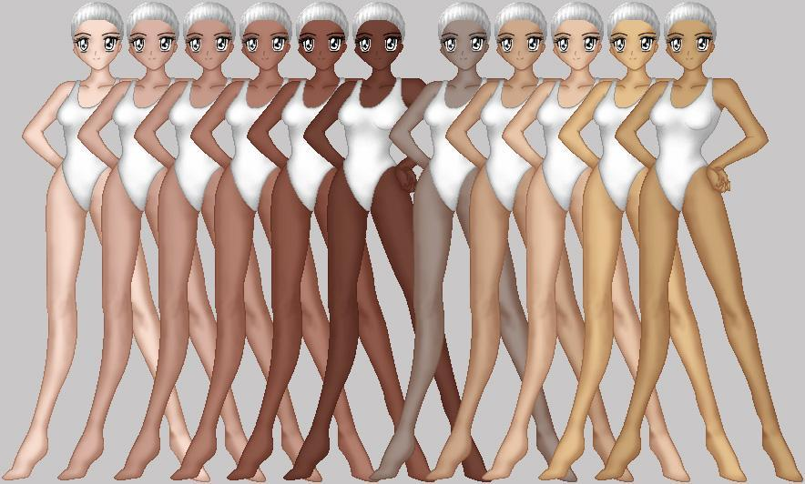 What's your skin color???