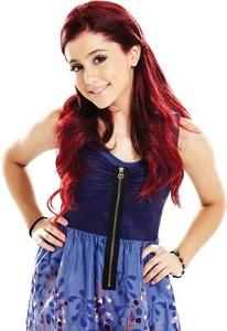 Has Arianna ever been in love in Victorious and gotten dumped?