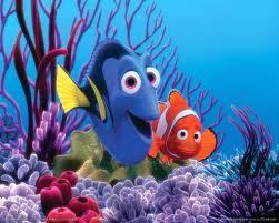 who cried while watching 'finding nemo' ?