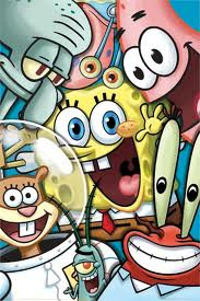 True or false: SpongeBob is based off of the 7 deadly sins.