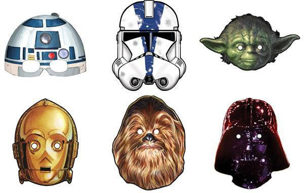 Which of these are all Star Wars characters?