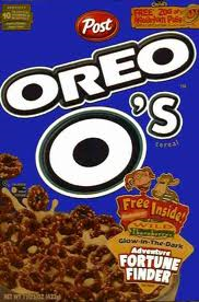 Would you eat Oreo's for breakfast?