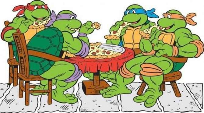 Which Teenage Mutant Ninja Turtle is your favourite