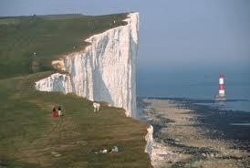 Willy is considering taking a boat over to Calais in France while he's in Europe, so he visits a port town which is dominated by the White Cliffs. He is told that he can catch the ferry across the English Channel from here. Where's Willy?