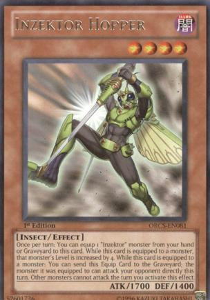 Which of the following is the official Konami reasoning for why Inzektor Hopper may activate its effect on the first turn of the duel?
