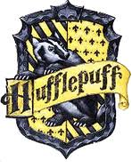 I got... FRIENDLY HUFFLEPUFF!