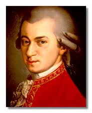 How old was Mozart when he composed his first symphony?