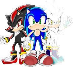 Me : Sonic? // Sonic : Yes! Finally my turn! I'll torture you... // You : Eeeh... // Sonic : Which one do you like most between us?