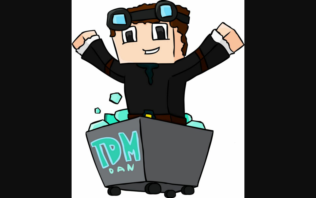 Is DanTDM's name Dan?