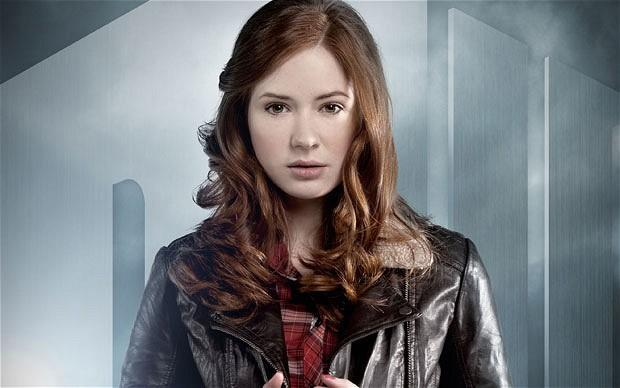 wich two episodes has Karen Gillan starred in? Select two