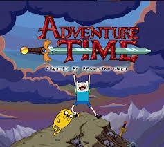 What do you like about adventure time?