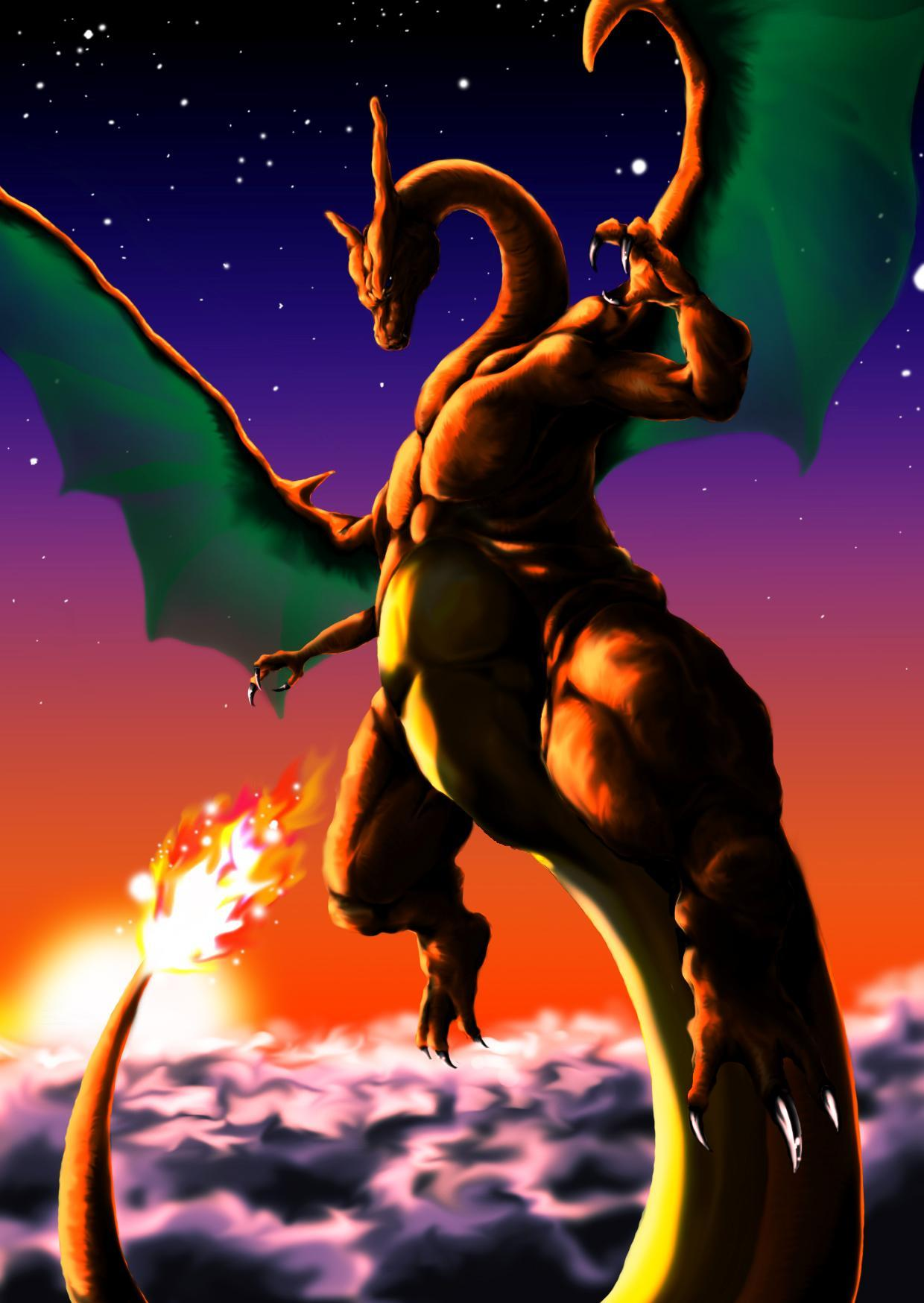 what type Is charizard
