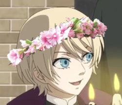 (Yay you got to the next question!) What year was Alois Trancy Born?