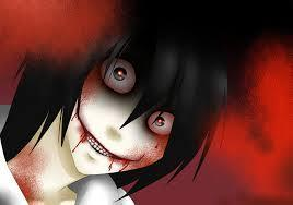 What weapon does Jeff the Killer use?