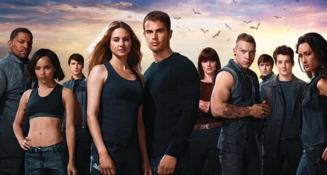 Have you ever read/watched the movie divergent?
