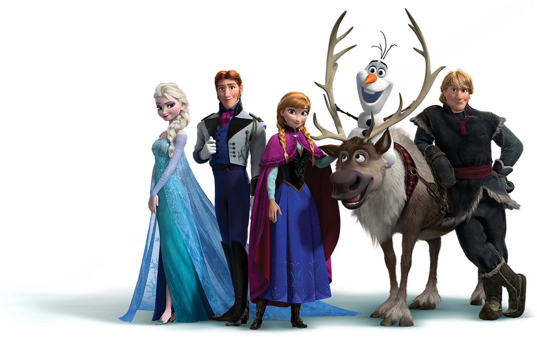 who is your favorite frozen character?