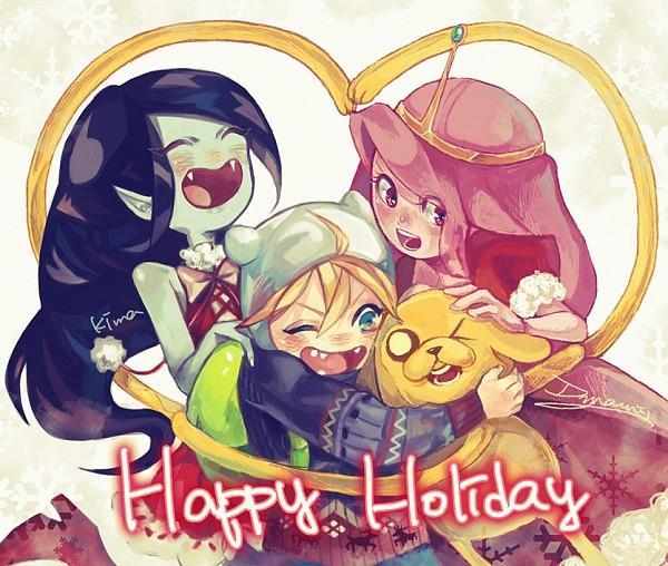 what is your favorite character adventure time!!