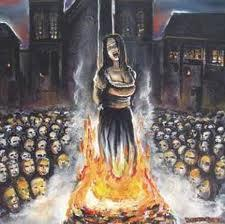 Which witch enjoyed being burned so much that she allowed herself to be burned no less than 47 times under various different disguises?