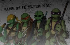 Which is the only turtle who does not die in the SAINW world??