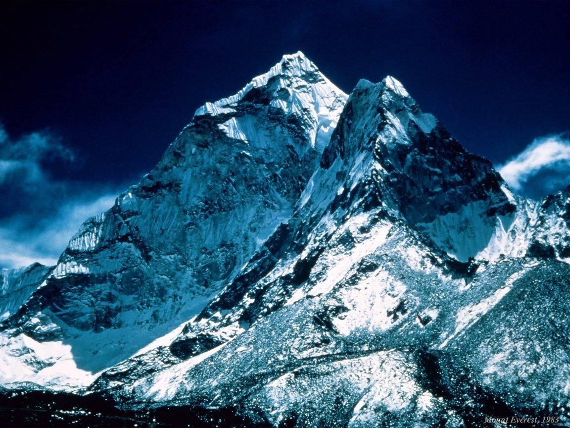 Where is Mt. Everest located ?