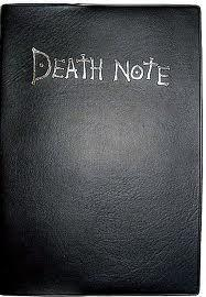 Who got/found the death note?