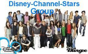 Select the ones out of these names who are characters on Disney Channel...