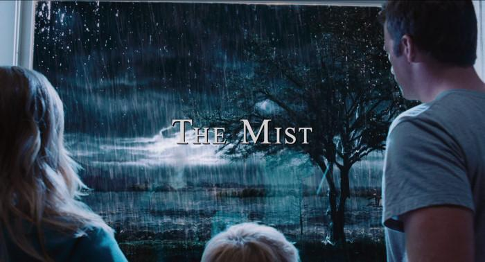 "In ""The Mist"", what happen at the end ?"