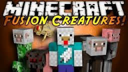 what 2 things make up the beaked cat on the mod fusion creatures