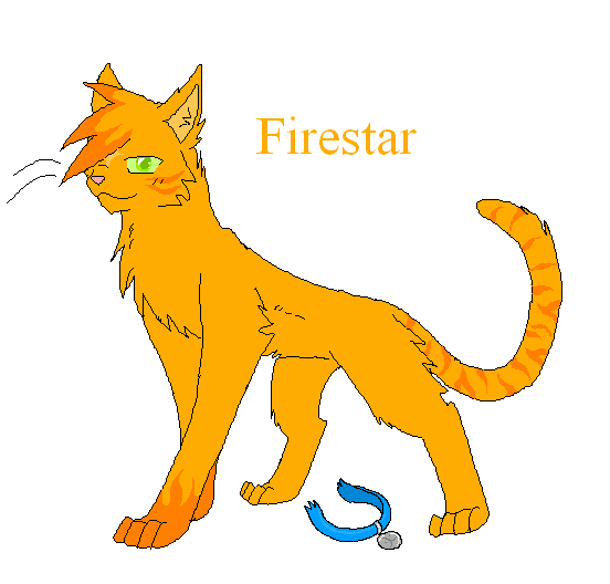 Who was Firestars sister