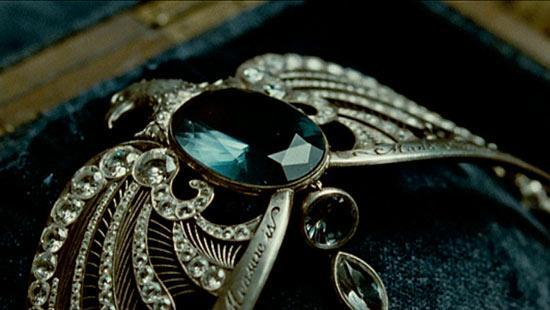 "Where does Voldemort hide the ""Lost Diadem"""