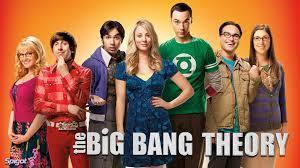 What year did the big bang theory start?