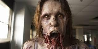 If you saw someone you loved very much being eaten by a horde of zombies, what would you do?