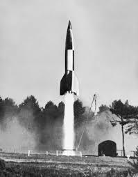 What was the first rocket to reach 100km called?