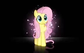 What does Fluttershy look like?