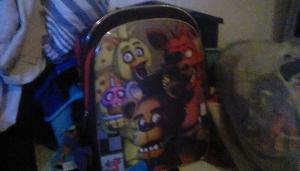 Do you like school?        I have fnaf back pack