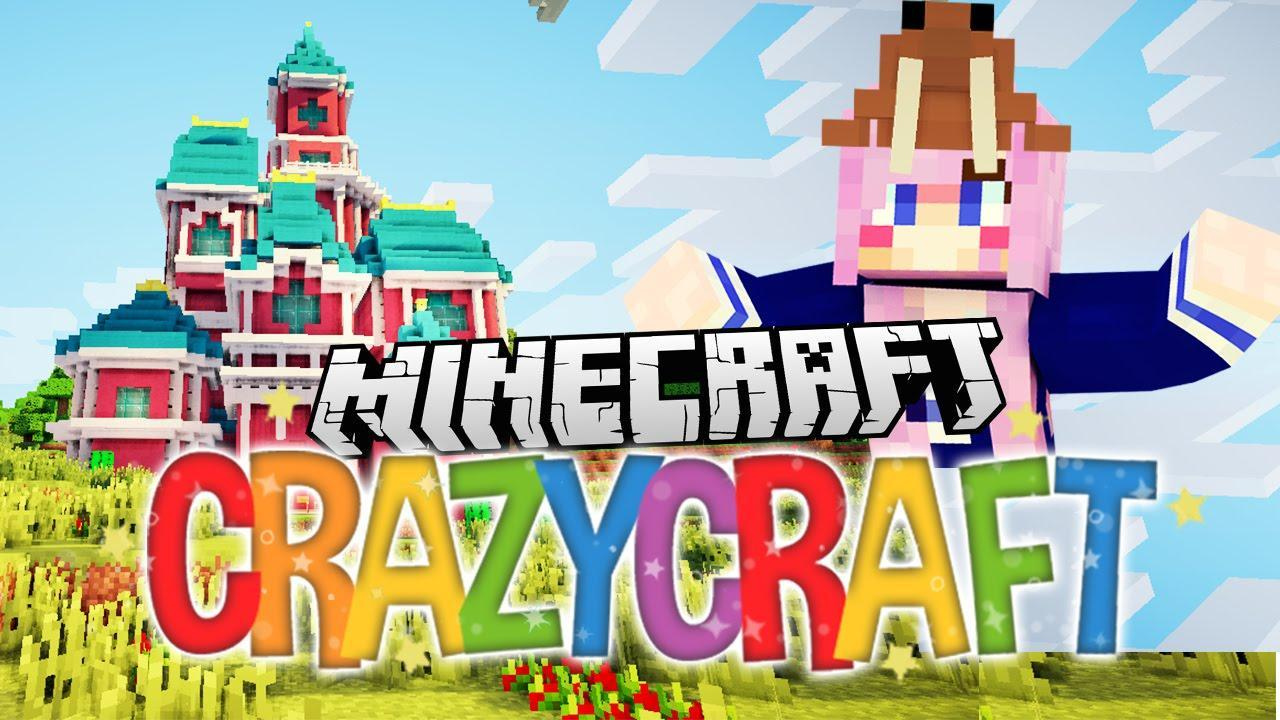 What is the crazycraft series