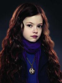 What is the name of Edward and Bella's daughter?