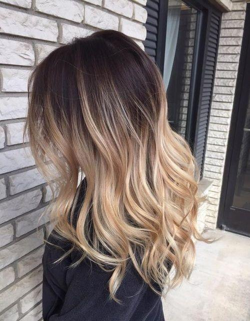 Do You Have This Hairstyle? (The Ombré)