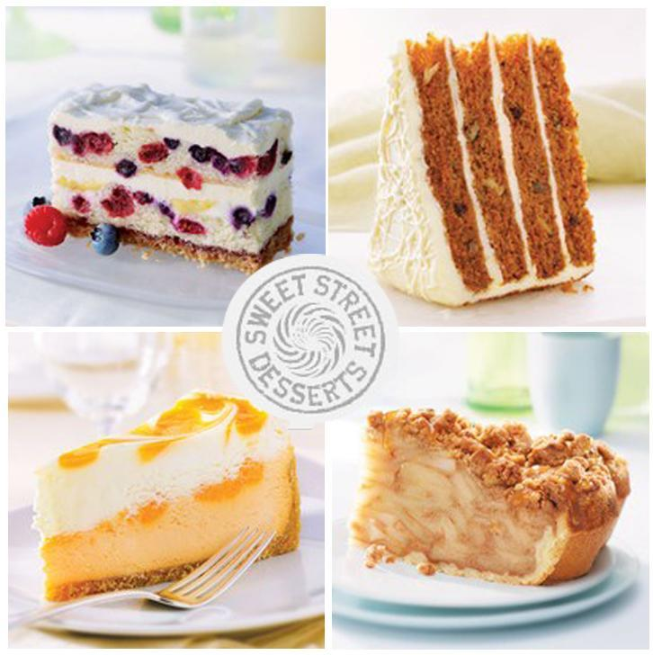 What is your favorite dessert from the list?