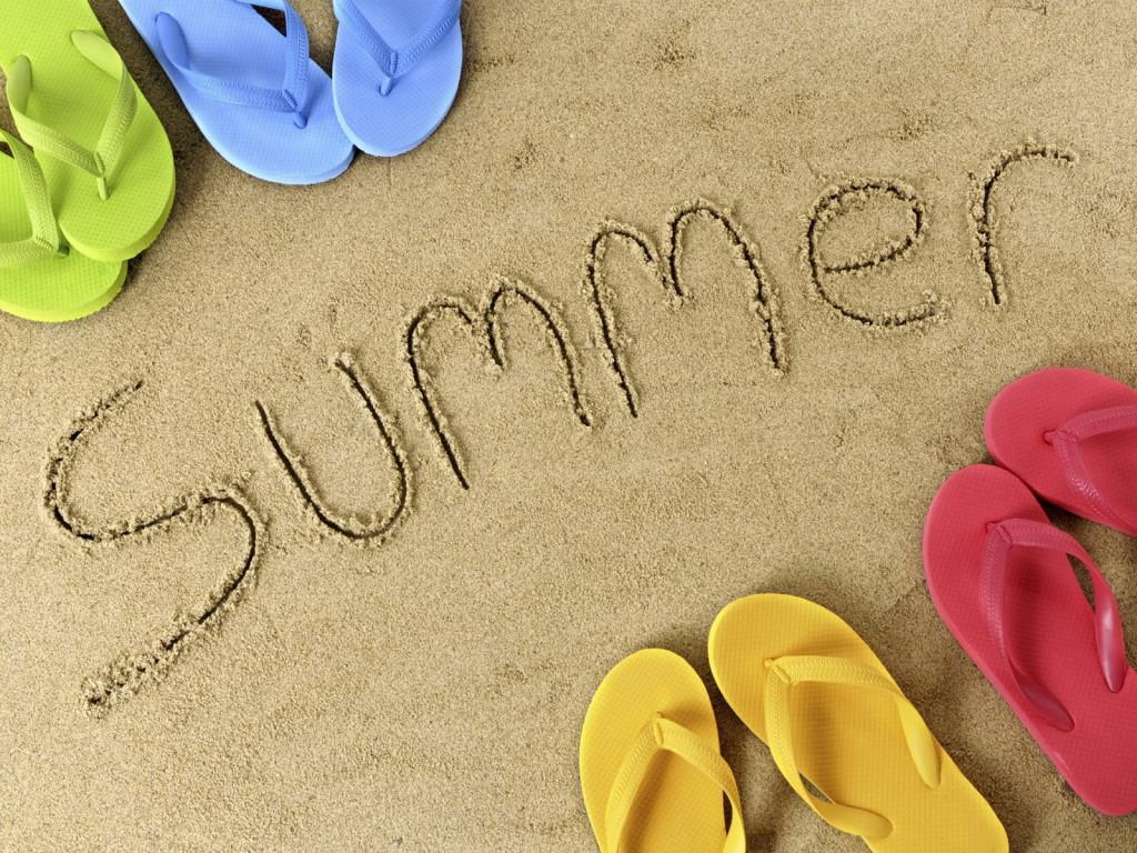 What will you be doing this summer?