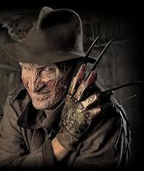 Which movie series is Freddy Krueger from?