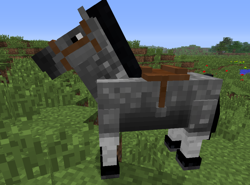 What new animals did they introduce in minecraft 1.6.1?