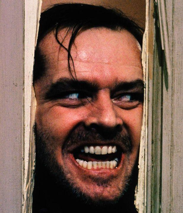Who does Jack Nicholson play in The Shining? (first and last name)