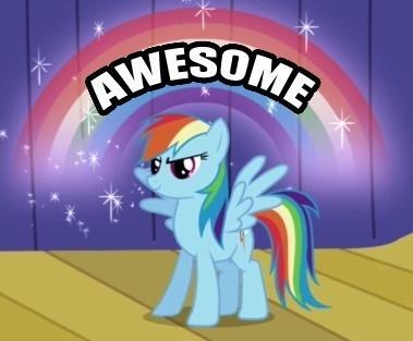 Rainbowdash: Can I ask one?